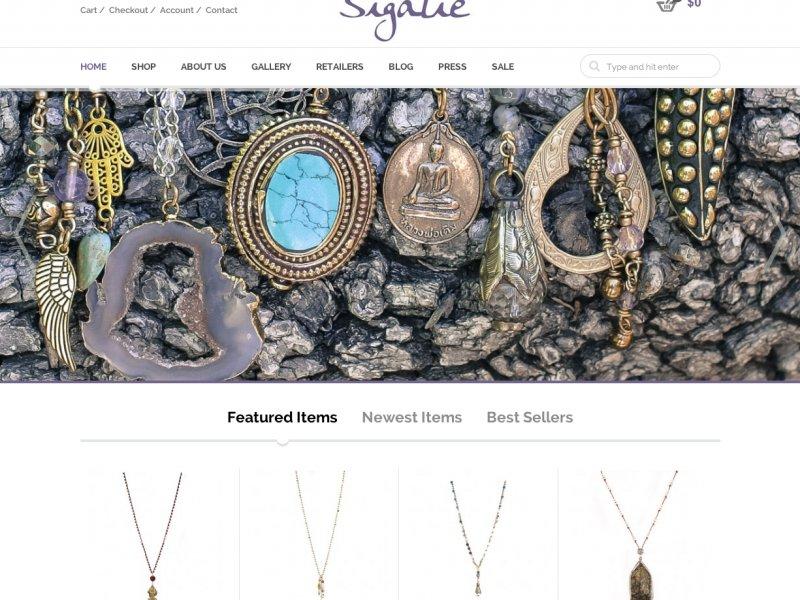 Sigalie   Handmade Jewelry