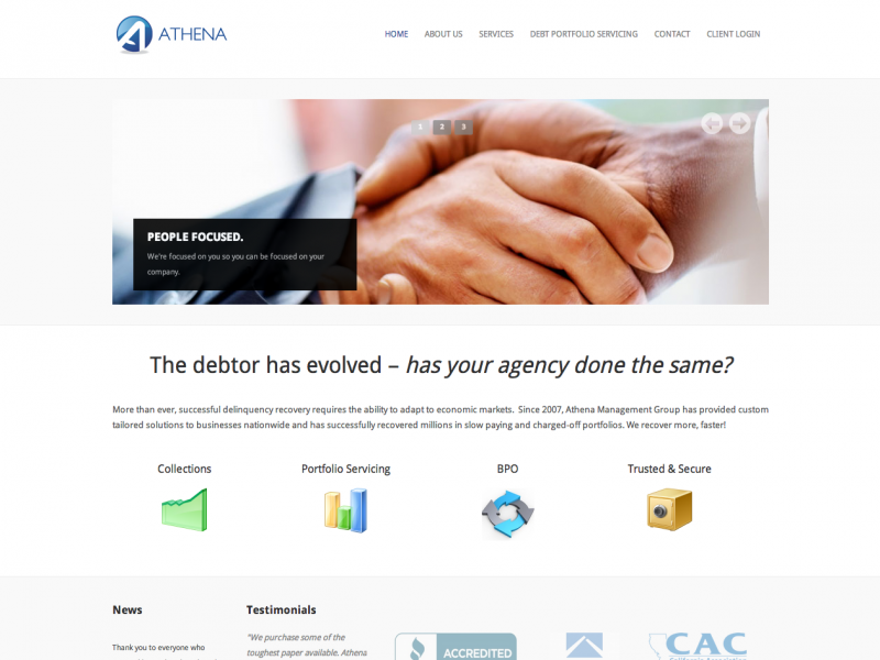 Home   Athena Management GroupAthena Management Group